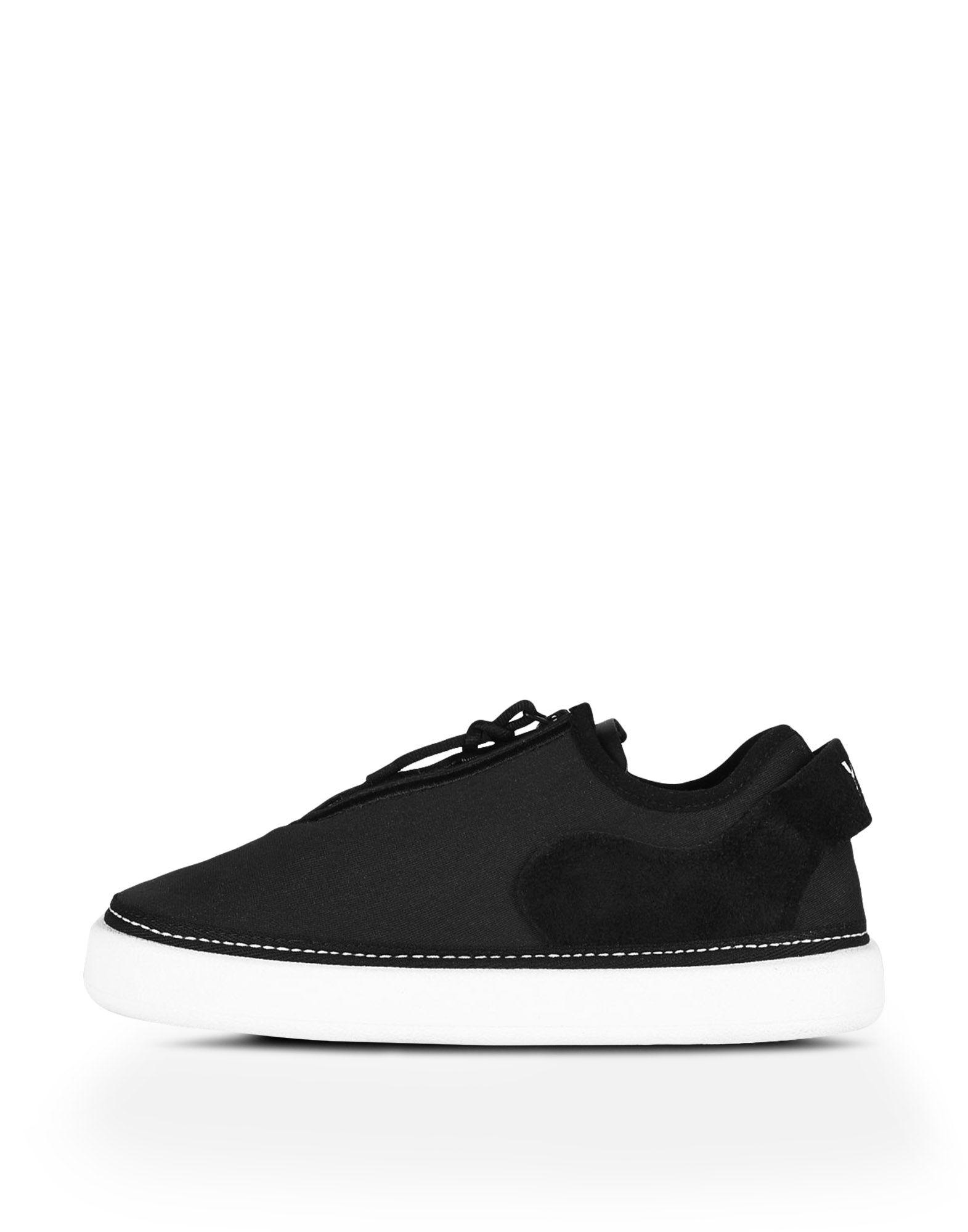 Y-3 Designer Shoes, Comfort Zip Stretch Mesh and Suede Women's Sneakers