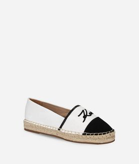 KARL LAGERFELD KAMINI SIGNATURE SLIP-ON