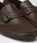 BOTTEGA VENETA EDOARDO CALF WAVE BUCKLE DRIVER Mocassin or Slipper Man ap