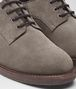 BOTTEGA VENETA STEEL SUEDE CURTIS SHOE Lace Up Man ap