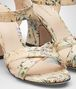 BOTTEGA VENETA BOTANICAL PRINT AYERS POLIGNAC MARY JANE Sandals Woman ap