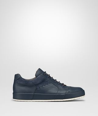 SNEAKER THIBO IN VITELLO DENIM