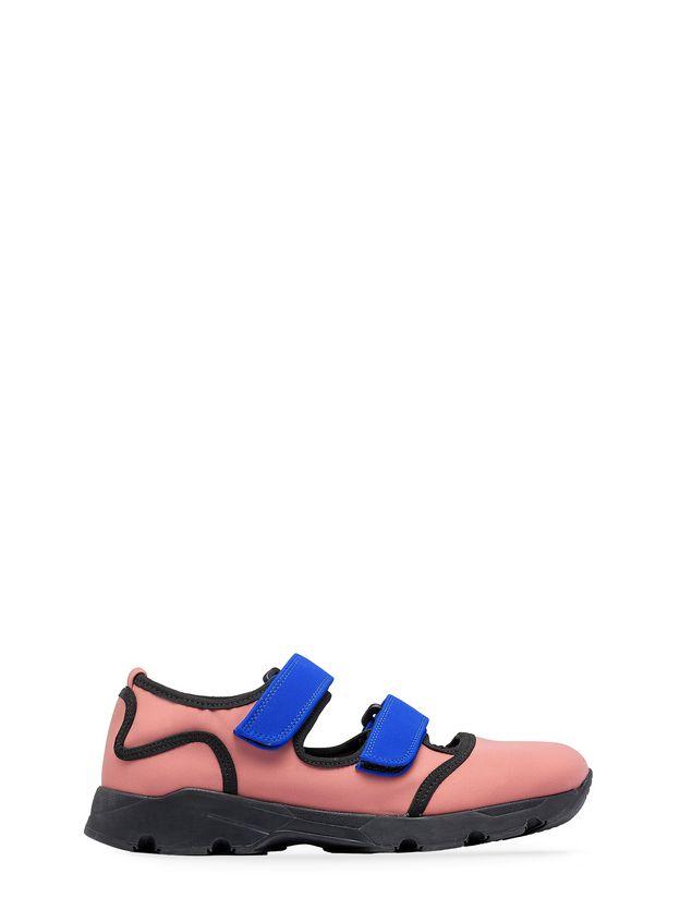 Marni Sneaker in techno fabric pink Woman - 1