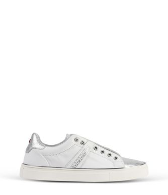 NAPAPIJRI ALICIA WOMAN TRAINERS,WHITE