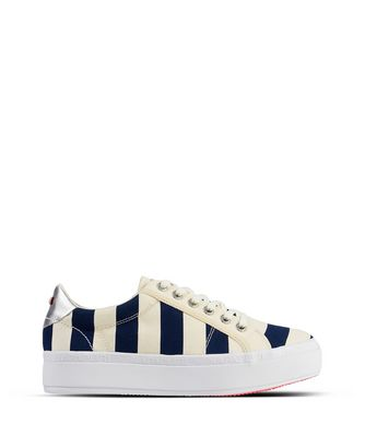 NAPAPIJRI ASTRID STIPE WOMAN SNEAKERS,BLUE