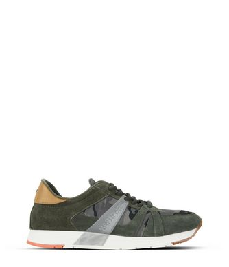 NAPAPIJRI RABARI CAMO MAN SNEAKERS,MILITARY GREEN
