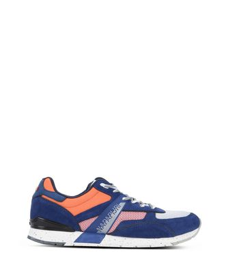NAPAPIJRI RABARI  MAN SNEAKERS,DARK BLUE