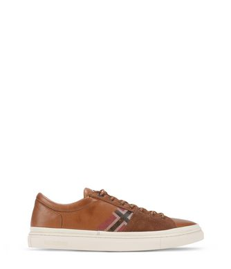 NAPAPIJRI KING MAN SNEAKERS,BROWN