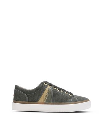 NAPAPIJRI GOBI MAN SNEAKERS,MILITARY GREEN