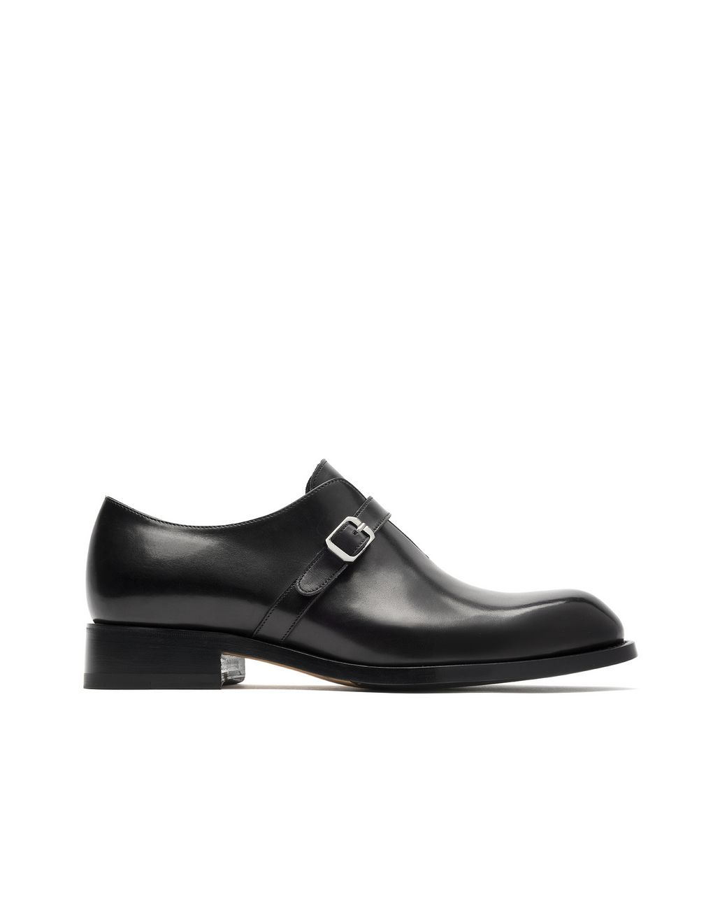 BRIONI Black Wholecut Oxford Formal shoes Man f
