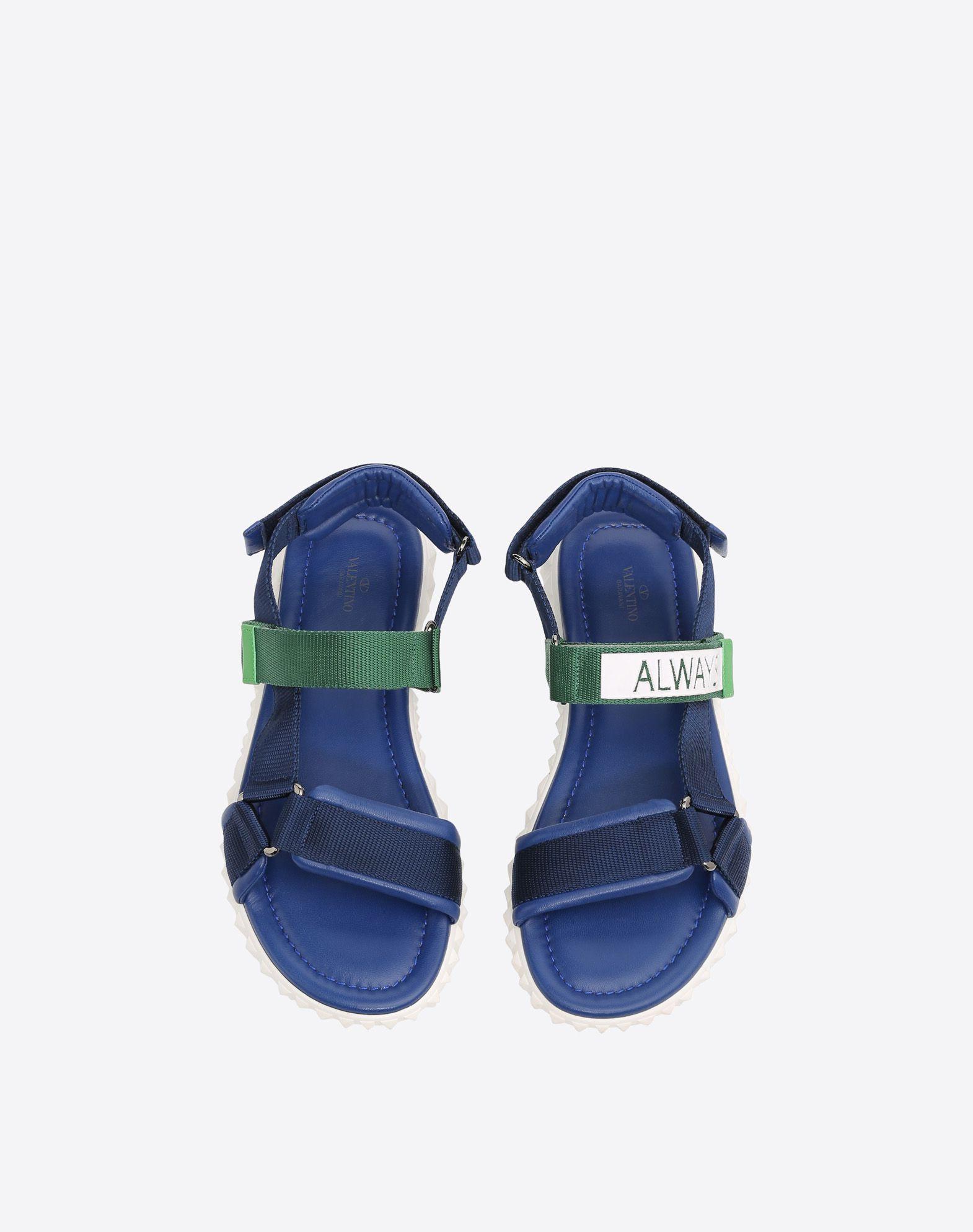 VALENTINO GARAVANI UOMO Coordinates 凉鞋 FLAT SANDALS U e