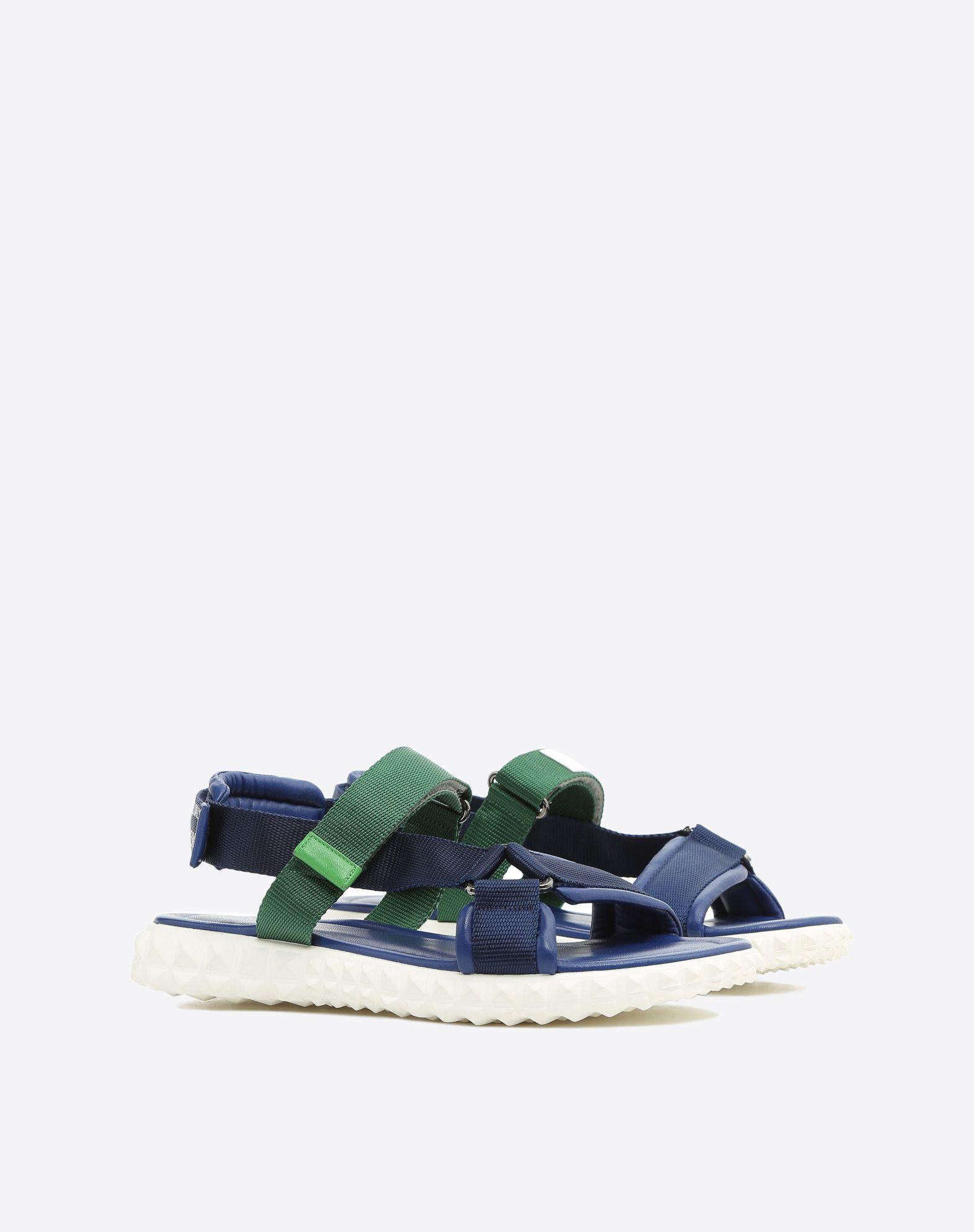 VALENTINO GARAVANI UOMO Coordinates 凉鞋 FLAT SANDALS U r