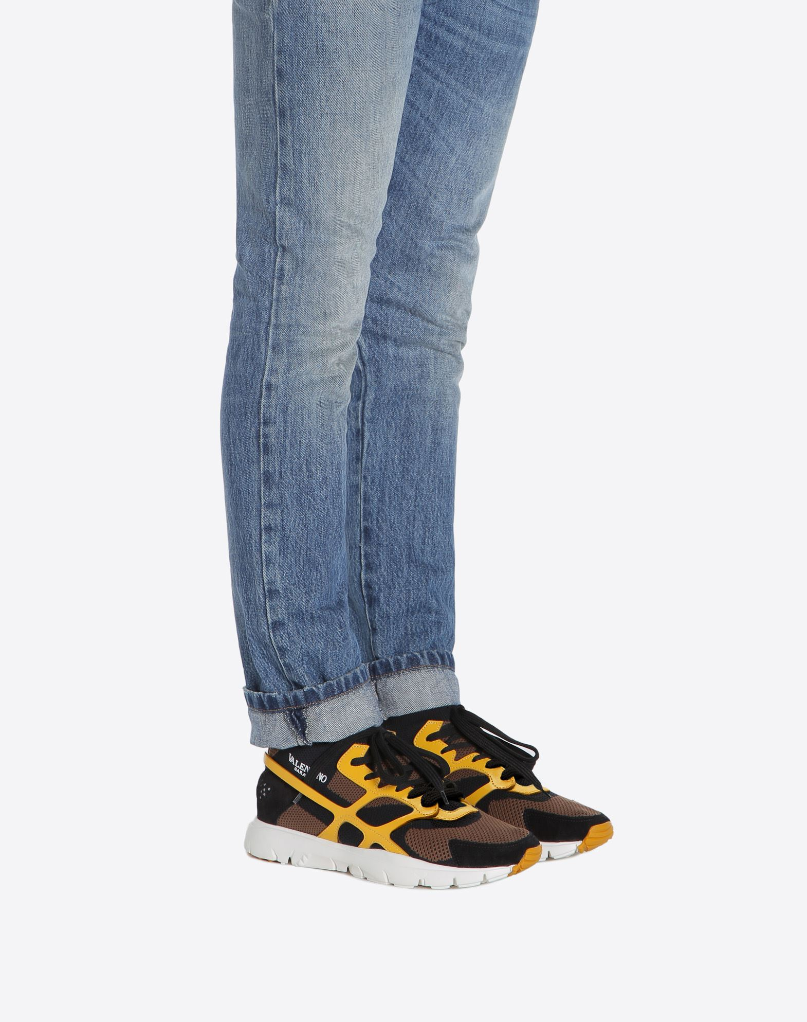 VALENTINO GARAVANI UOMO Sneakers Sound High SNEAKERS ALTAS U a