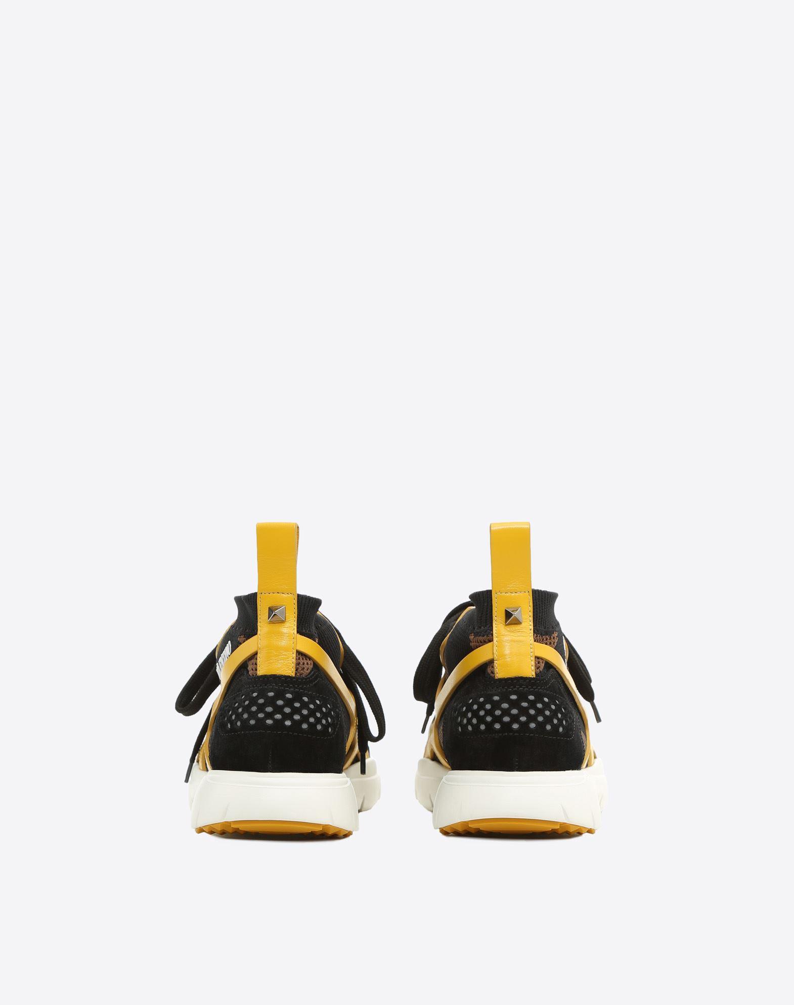 VALENTINO GARAVANI UOMO Sound High Sneaker HIGH-TOP SNEAKER U d