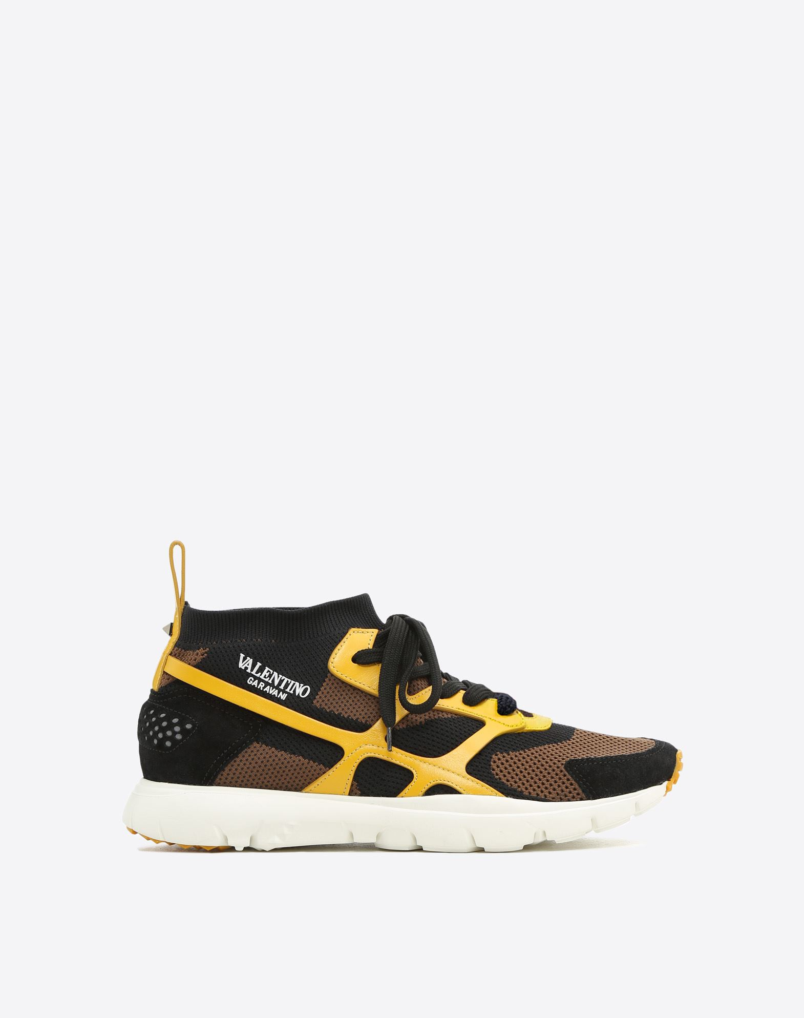 VALENTINO GARAVANI UOMO Sound High Sneaker HIGH-TOP SNEAKER U f