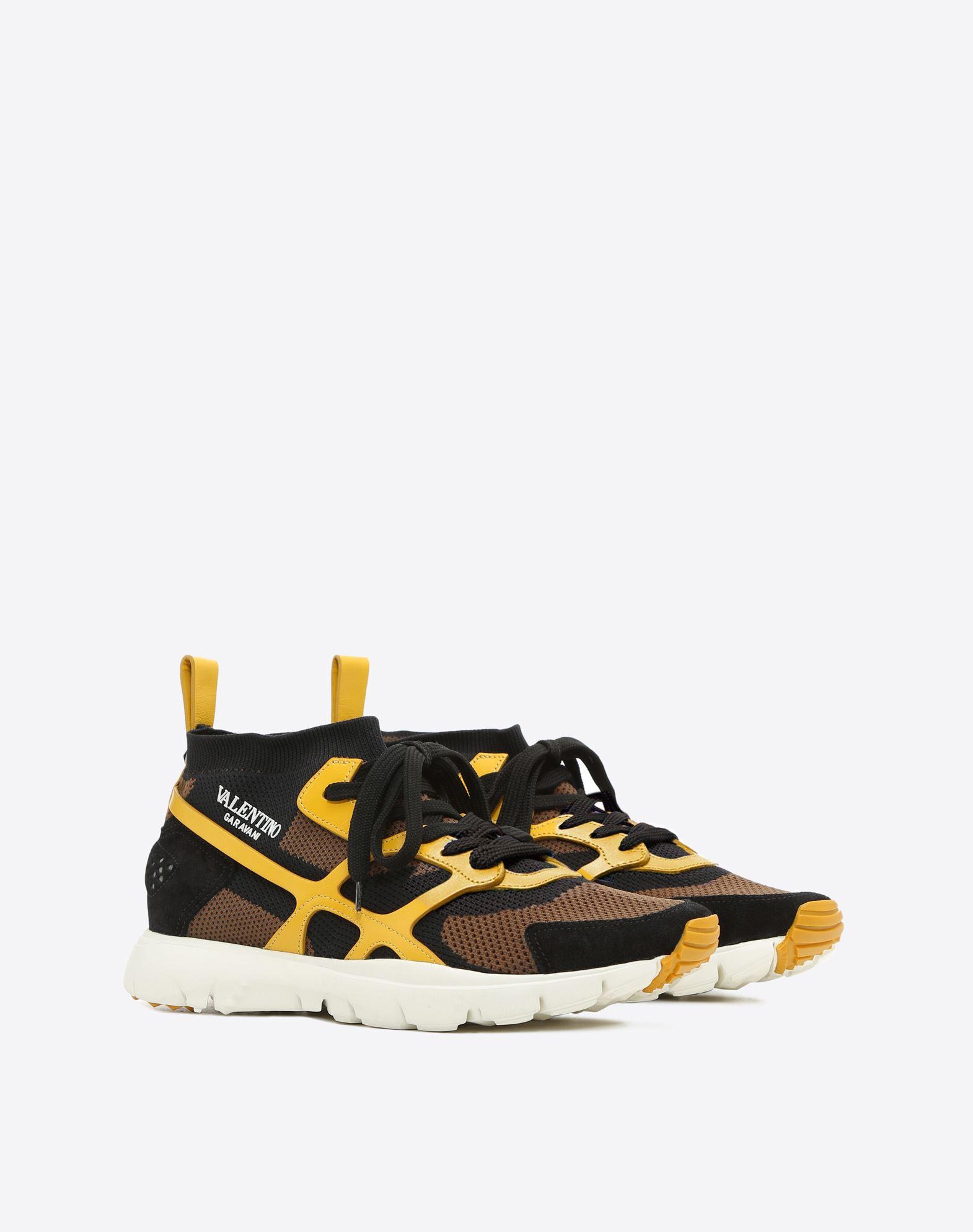 VALENTINO GARAVANI UOMO Sneakers Sound High SNEAKERS ALTAS U r