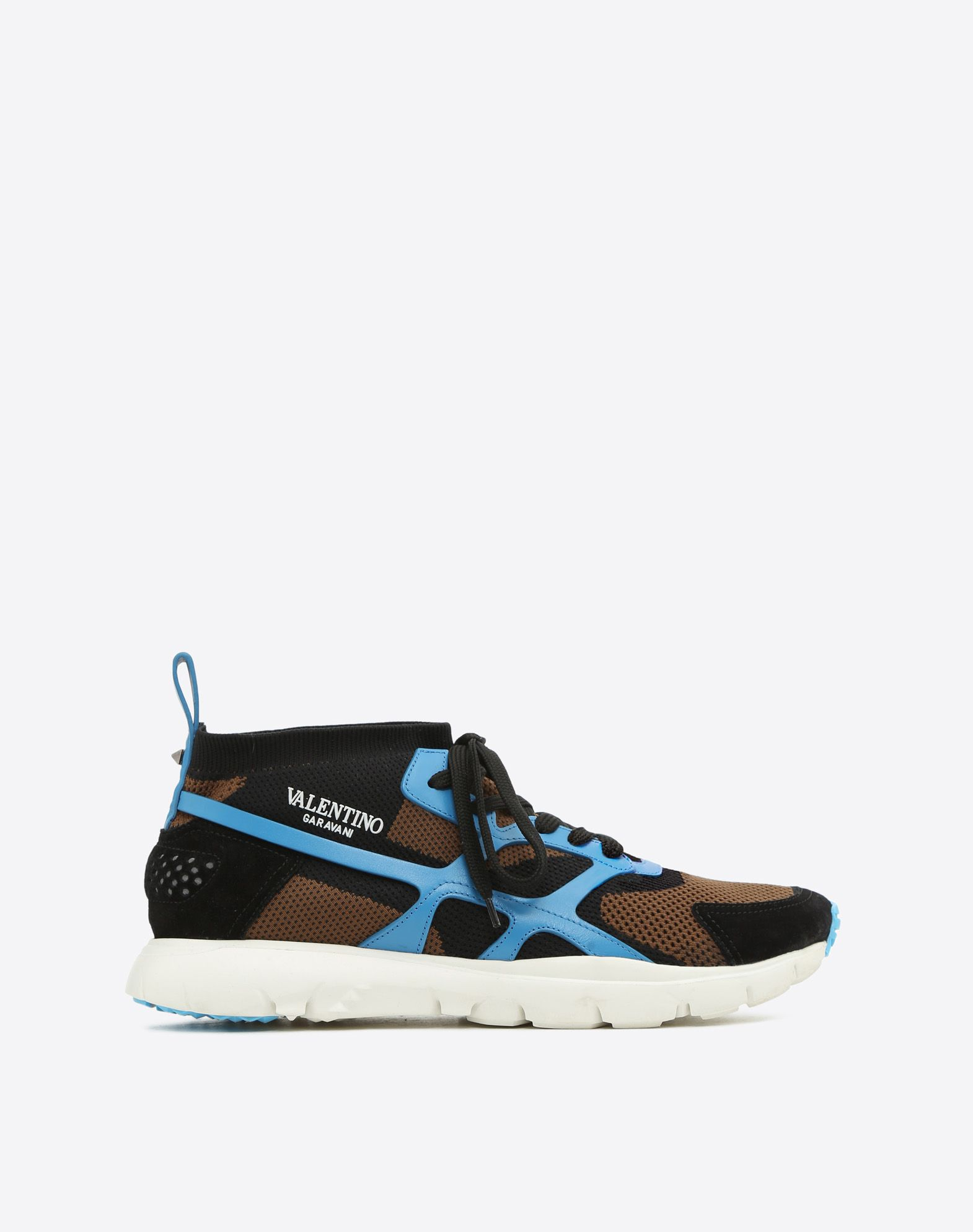 Sneakers black/brown/azure Valentino HzA1h