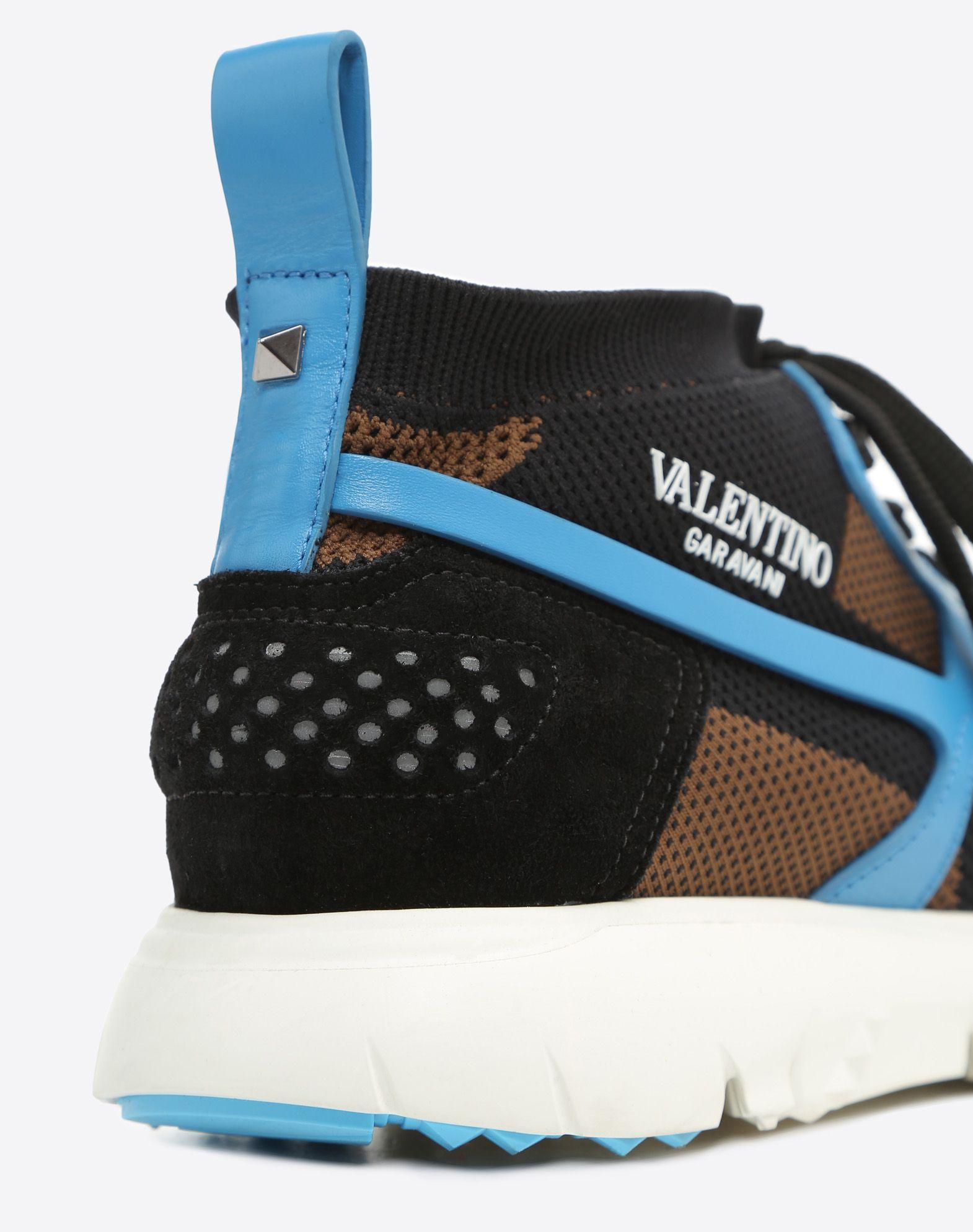VALENTINO GARAVANI UOMO Sound High Sneaker HIGH-TOP SNEAKER U b