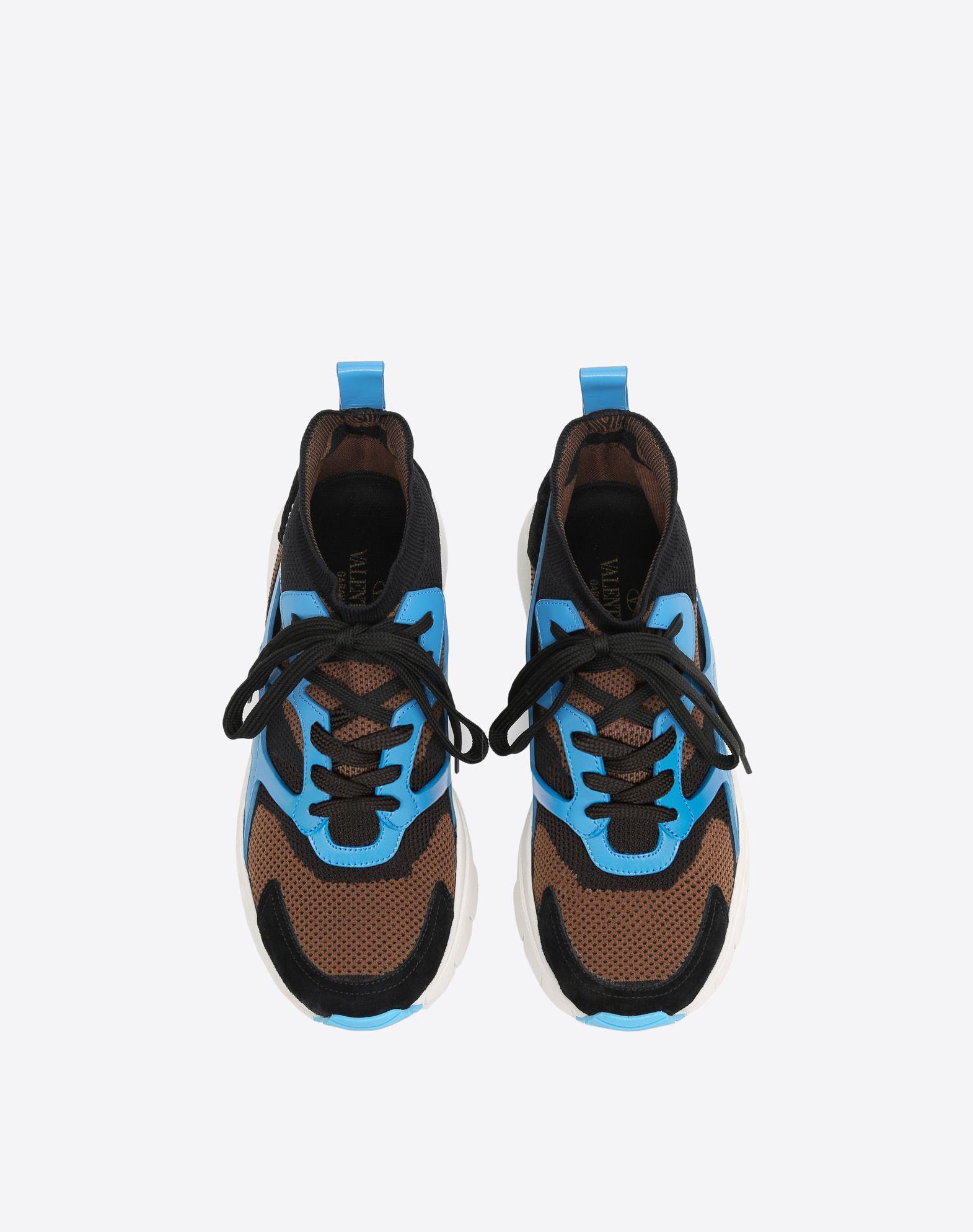VALENTINO GARAVANI UOMO Sound High Sneaker HIGH-TOP SNEAKER U e