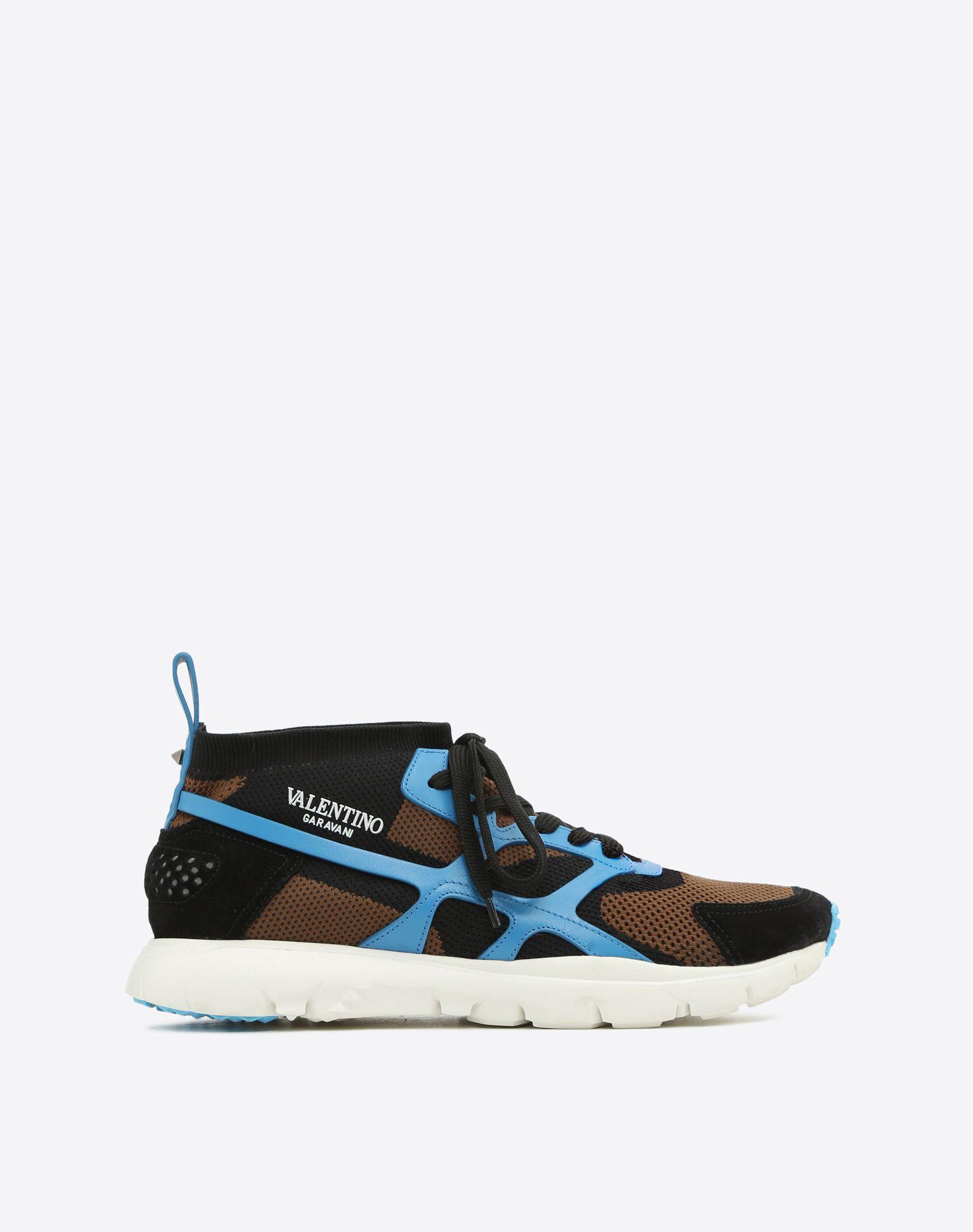 VALENTINO GARAVANI UOMO Sneaker U Camouflage Rockrunner sneaker f