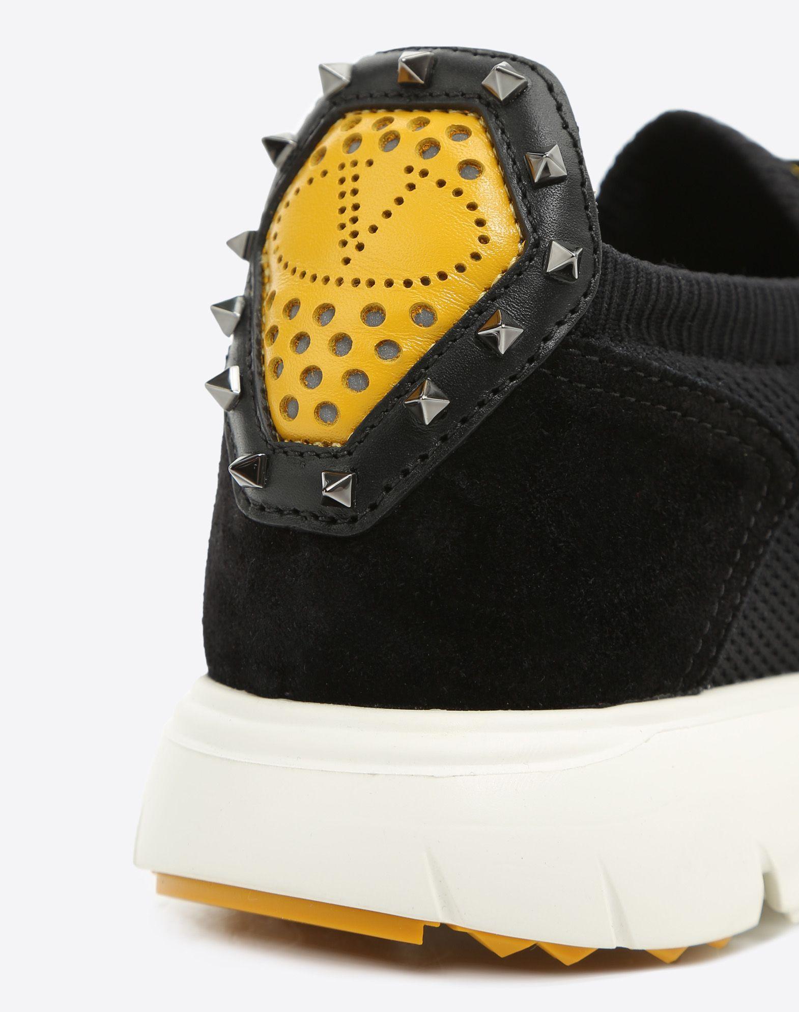 VALENTINO GARAVANI UOMO Sound Low Sneaker LOW-TOP SNEAKERS U b