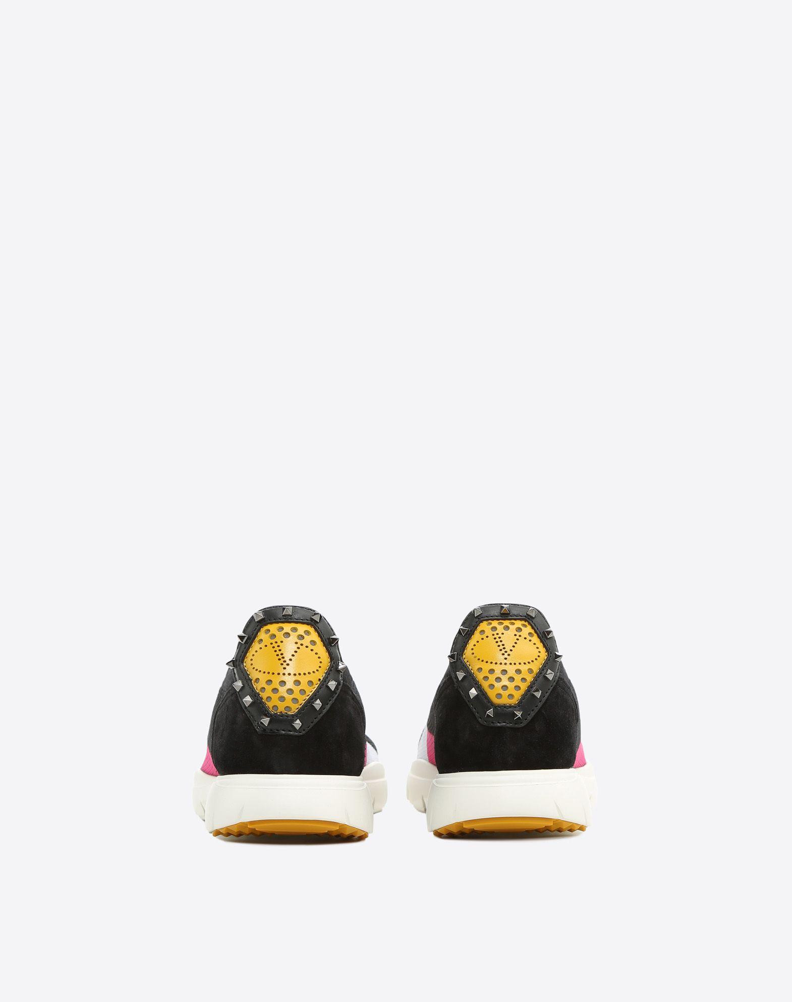 VALENTINO GARAVANI UOMO Sound Low Sneaker LOW-TOP SNEAKERS U d