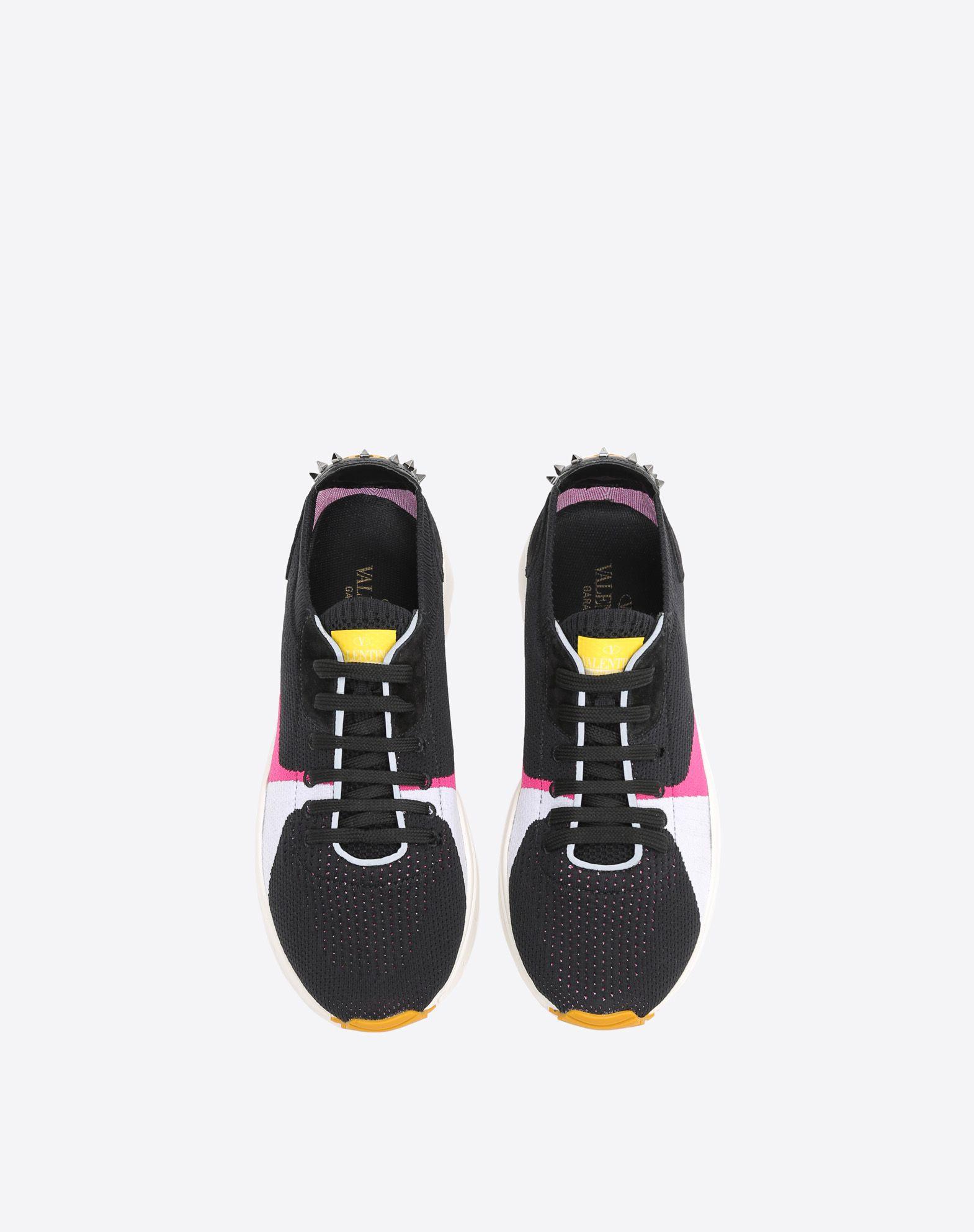 VALENTINO GARAVANI UOMO Sound Low Sneaker LOW-TOP SNEAKERS U e