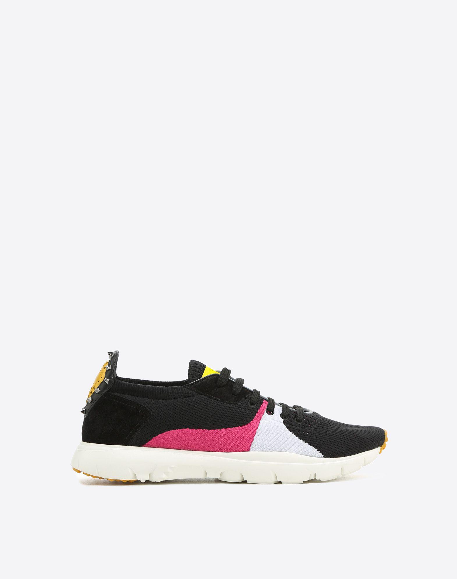 VALENTINO GARAVANI UOMO Sound Low Sneaker LOW-TOP SNEAKERS U f