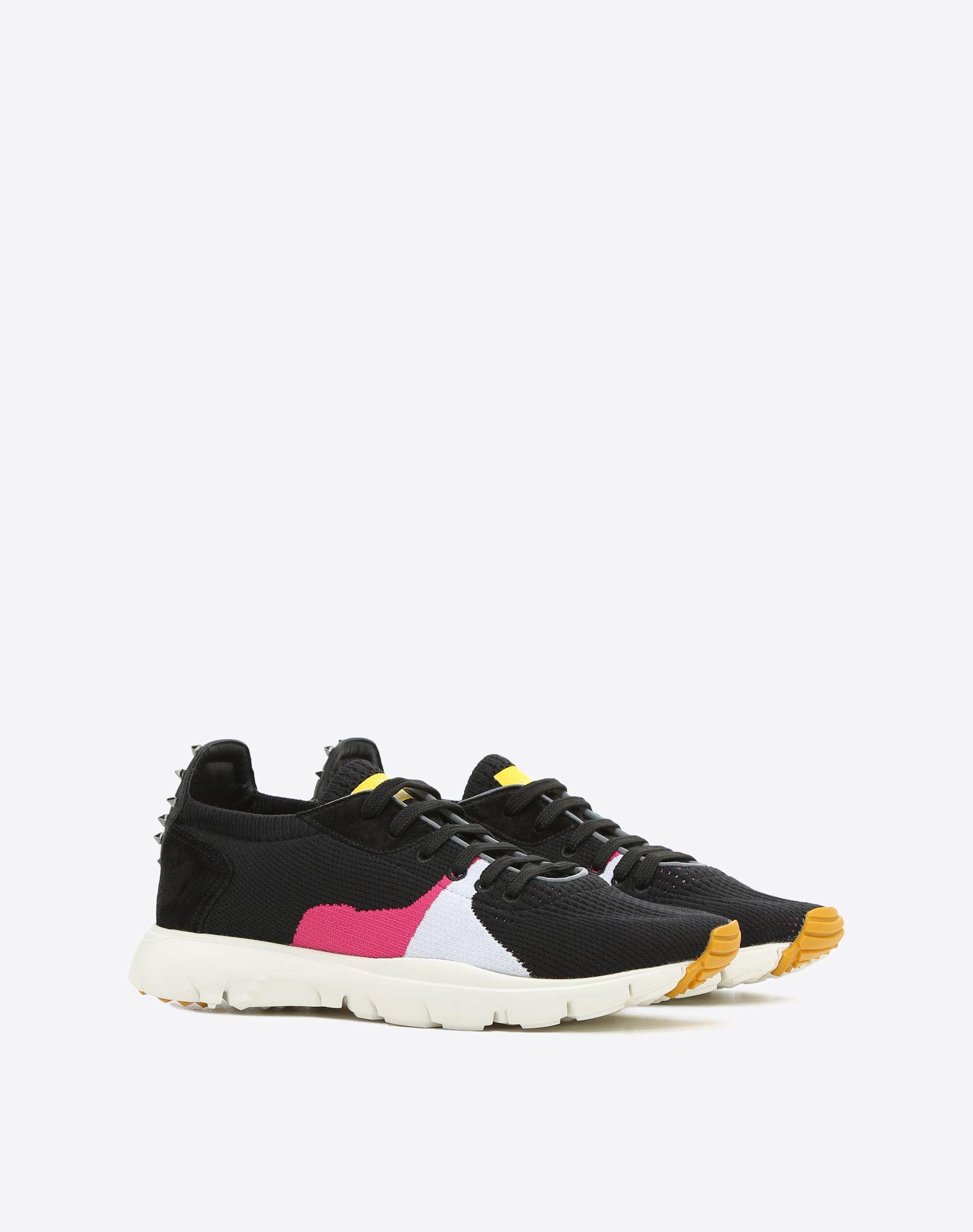 VALENTINO GARAVANI UOMO Sound Low Sneaker LOW-TOP SNEAKERS U r