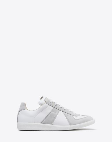 "MAISON MARGIELA Sneakers Man Calfskin ""Replica"" sneakers f"