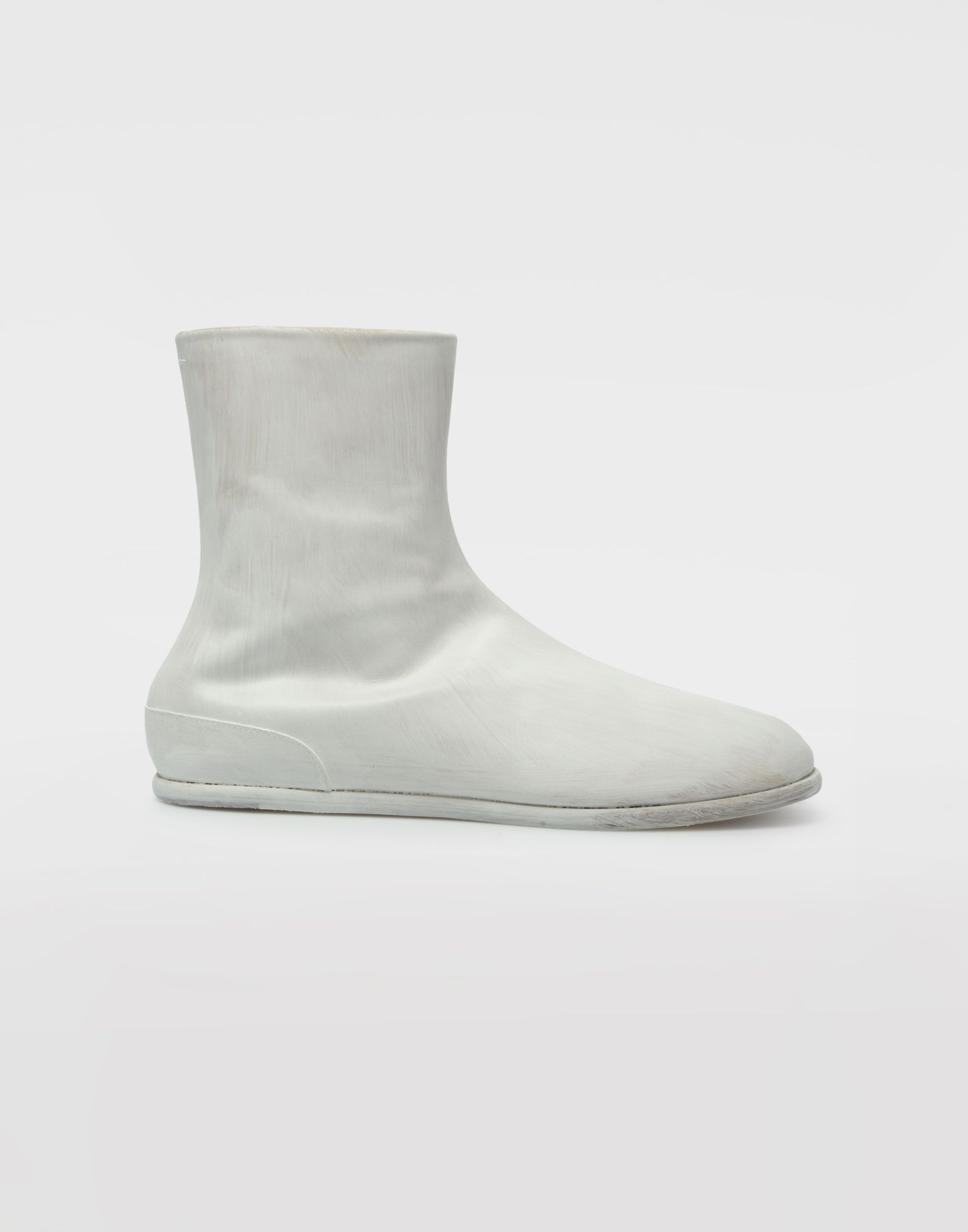 MAISON MARGIELA Painted leather Tabi boots Tabi boots Man f