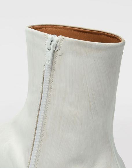 MAISON MARGIELA Painted leather Tabi boots Tabi boots & Ankle boots Man b