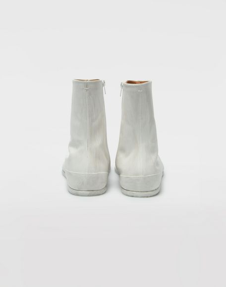 MAISON MARGIELA Painted leather Tabi boots Tabi boots & Ankle boots Man e