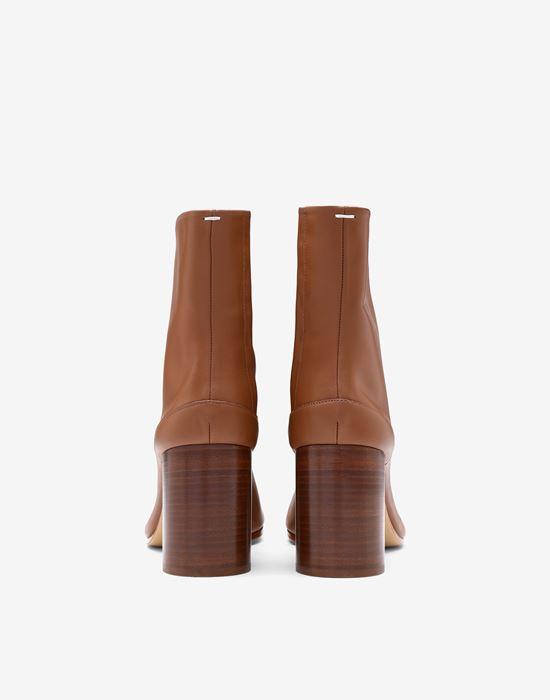 MAISON MARGIELA Tabi calfskin boots Tabi boots [*** pickupInStoreShipping_info ***] d