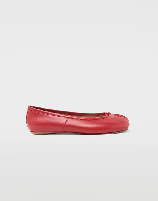 MAISON MARGIELA Calfskin Tabi ballet flats Tabi ballet flats [*** pickupInStoreShipping_info ***] f