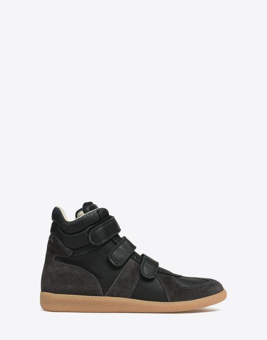 Maison Margiela Black Velcro Replica Sneakers pY8bJ1tn