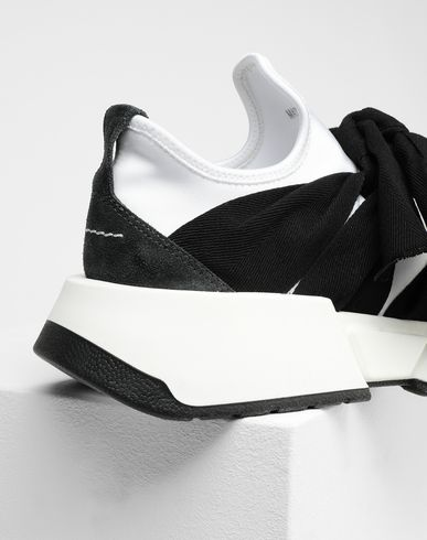 SHOES Bow tie sneakers