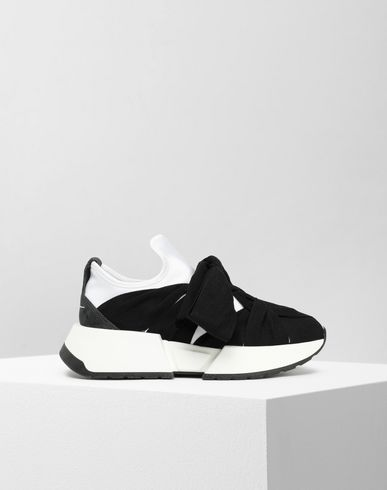 MM6 MAISON MARGIELA Sneakers Woman Bow tie sneakers f