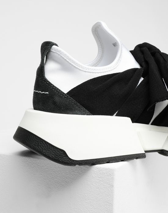 MM6 MAISON MARGIELA Bow tie sneakers Sneakers [*** pickupInStoreShipping_info ***] a