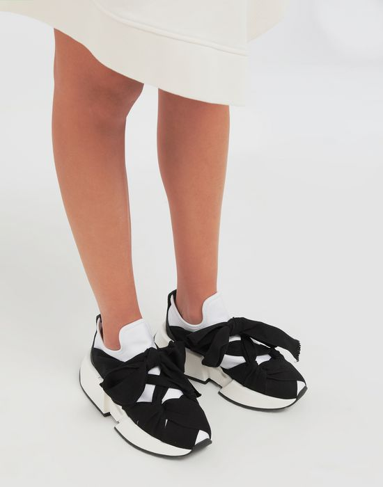 MM6 MAISON MARGIELA Bow tie sneakers Sneakers [*** pickupInStoreShipping_info ***] b