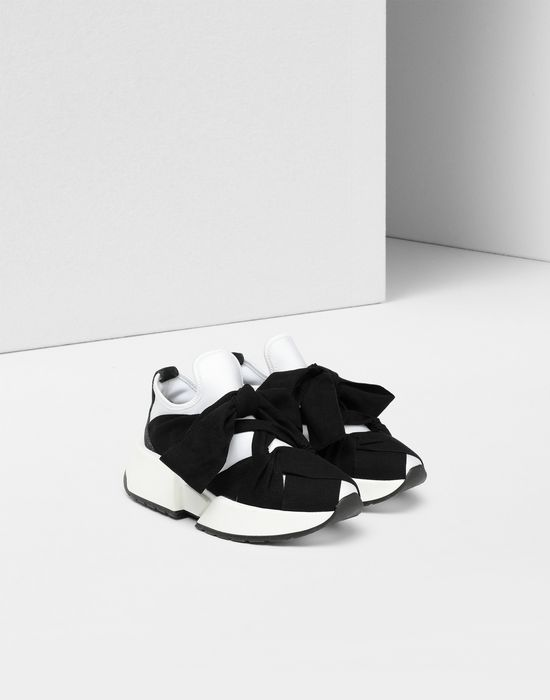 MM6 MAISON MARGIELA Bow tie sneakers Sneakers [*** pickupInStoreShipping_info ***] r