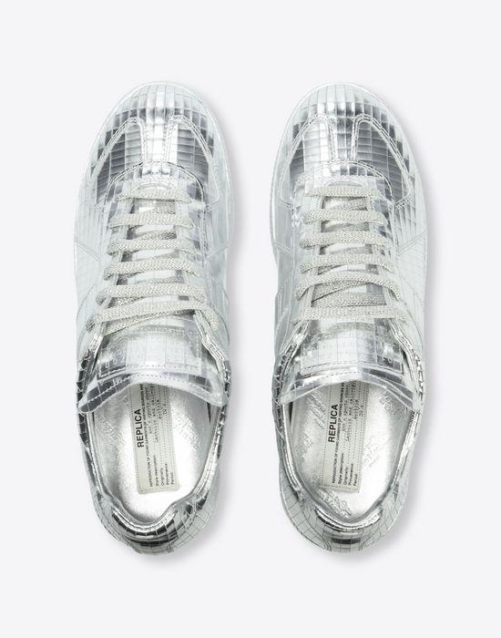 "MAISON MARGIELA Metallic ""Replica"" sneakers Sneakers [*** pickupInStoreShipping_info ***] d"