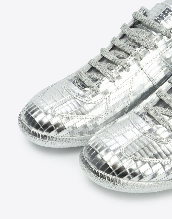 "MAISON MARGIELA Metallic ""Replica"" sneakers Sneakers [*** pickupInStoreShipping_info ***] e"
