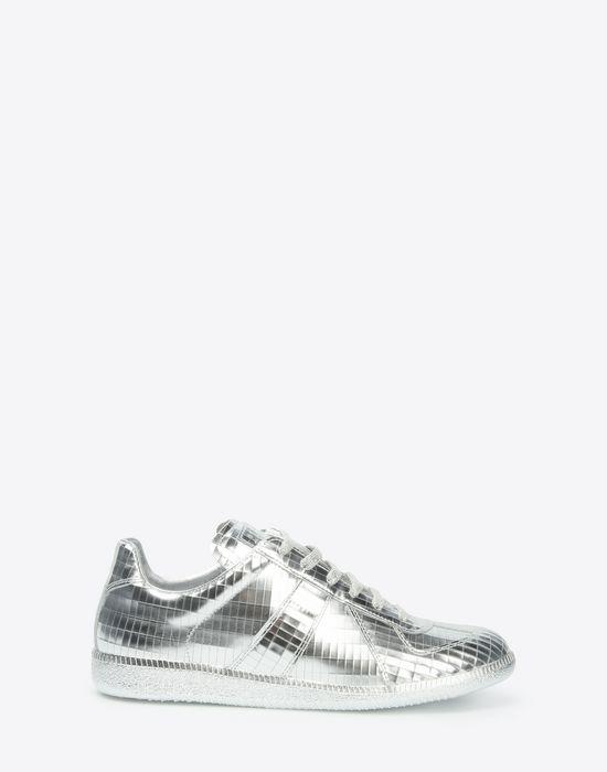 "MAISON MARGIELA Metallic ""Replica"" sneakers Sneakers [*** pickupInStoreShipping_info ***] f"