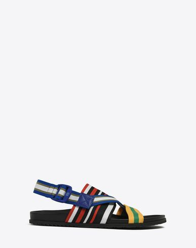 MAISON MARGIELA Sandals U Stretch nylon sandals f