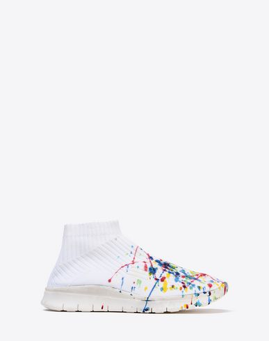 MAISON MARGIELA Sneakers U Paint drop sock sneakers f
