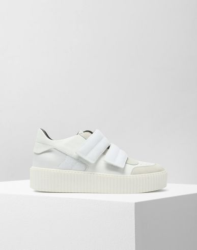 MM6 MAISON MARGIELA Sneakers D Double strap Velcro sneakers f