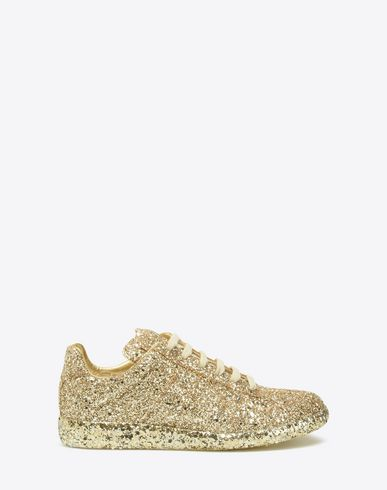 "MAISON MARGIELA Sneakers Woman Glitter ""Replica"" sneakers f"