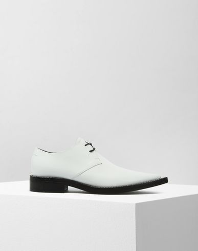 MM6 MAISON MARGIELA Laced shoes D Pointed toe Oxfords f