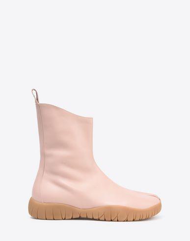 MAISON MARGIELA Sneakers D Bottes «Tabi» inspirées des tenues de plongée en cuir de veau f